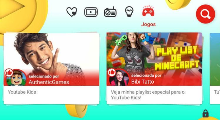Youtube Kids Games