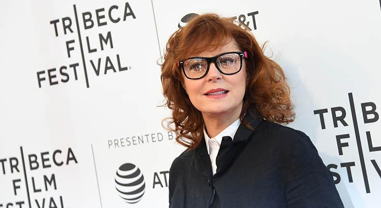 Susan Sarandon (AFP PHOTO / ANGELA WEISS)