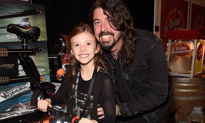 Harper e Dave Grohl /Foto: Getty Images