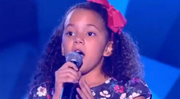 Julia Costa – The Voice Kids