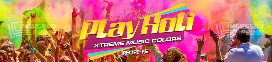 PLAY HOLI RECIFE