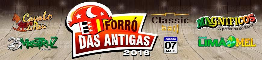 FORRÓ DAS ANTIGAS NO CLASSIC HALL