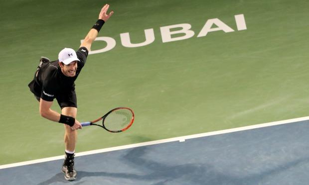 Murray segue como número um do mundo / Foto: AFP