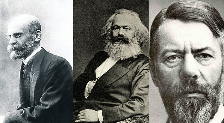 comparison of marx durkheim and weber essay Introductory essay: marx and durkheim there was once a time when the societies of the world were nothing more than a ruling class and a class that was ruled.