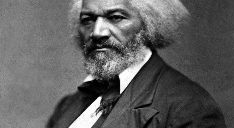 Frederick Douglass, ca. 1879.  George K. Warren. (National Archives Gift Collection) Shot Unknown