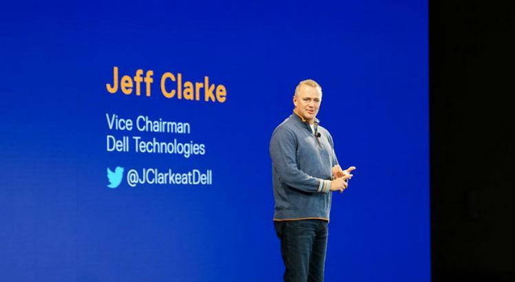 Jeff Clarke, vice-presidente da Dell