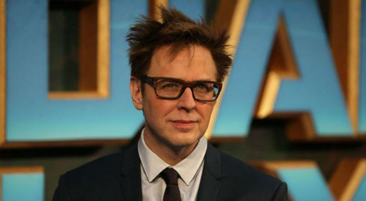 James Gunn reassume Guardiões da Galáxia Vol. 3. - Foto: AFP