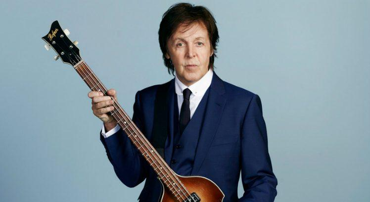 Paul McCartney dstk
