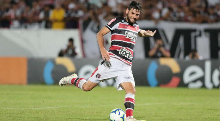 AG, willian alves, santa cruz